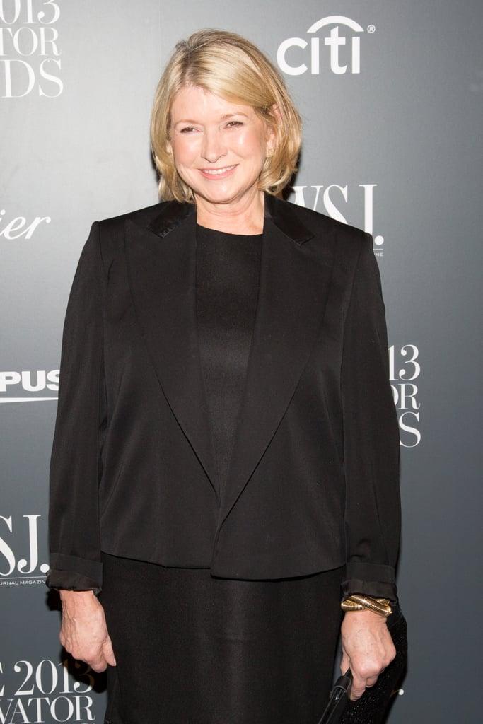 Martha Stewart, 73
