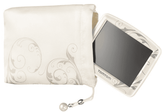 Daily Tech: TomTom GPS Device Gets Glammed Up