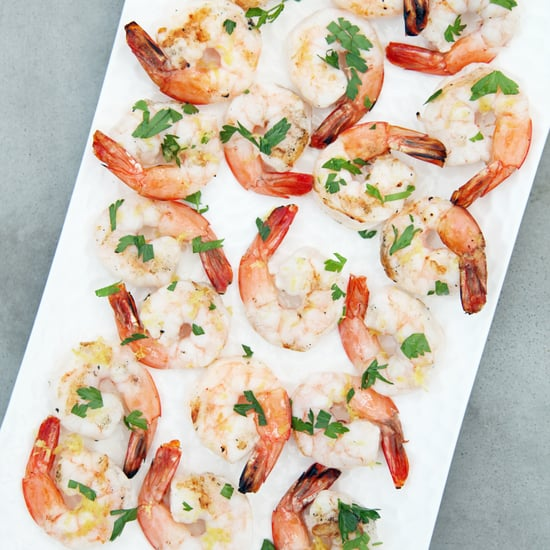 Easy Grilled Shrimp With Lemon Recipe