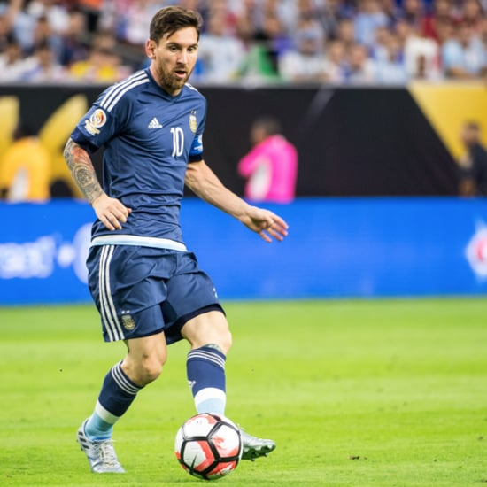 Lionel Messi's Goals With Argentina Soccer Team | Video