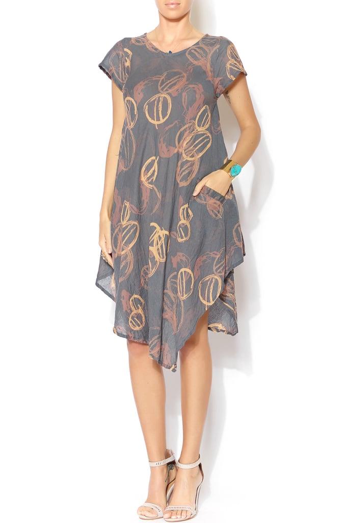Nusantara Pocketed Circle Dress