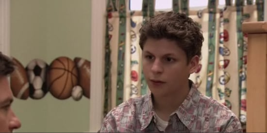 Michael Cera and Mae Whitman as George Michael and Ann Veal on Arrested Development Video