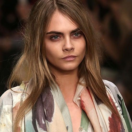 Beauty Looks From Burberry Prorsum London Fashion Week 2014