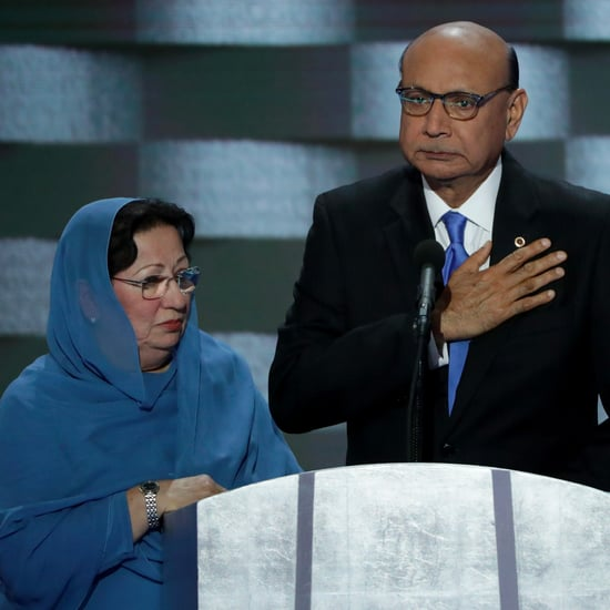 Soldier's Dad on Donald Trump at DNC 2016