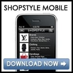 Get ShopStyle's iPhone App!