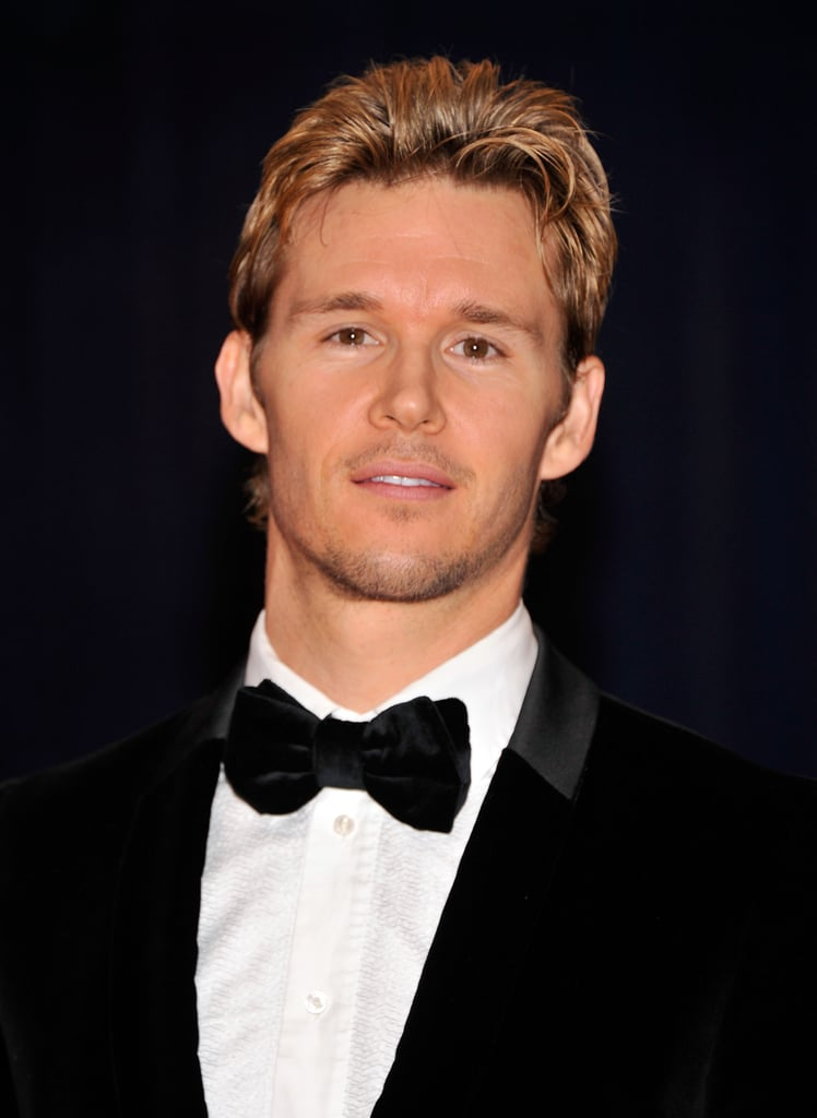 Ryan Kwanten looked dapper in a tux at the White House Correspondant's Dinner.