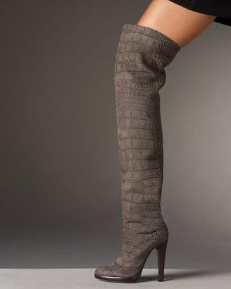 Trend Alert: Over-the-Knee Boots