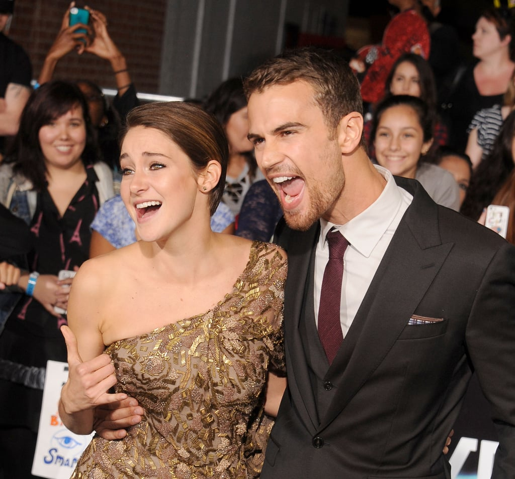 They had two times the fun at their film's LA premiere in March.