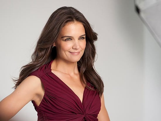 Katie Holmes Is the New Face of Olay! See Her First Photo Shoot