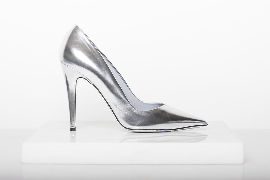 Addiction Pump in Specchio ($595) Photo courtesy of Tamara Mellon