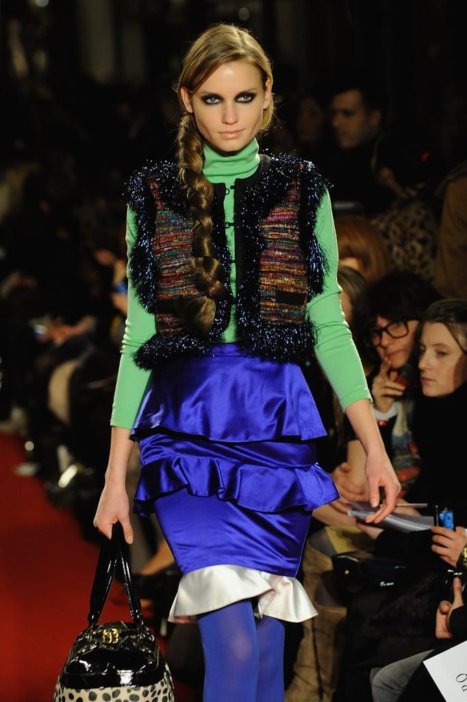 London Fashion Week: PPQ Fall 2009