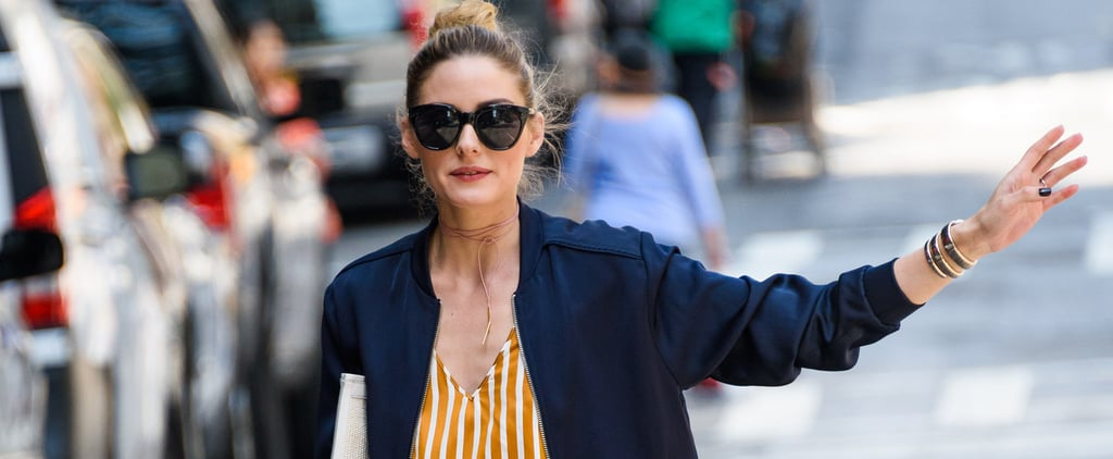 Olivia Palermo Can't Tuck Away This Style Secret — We've Got It All Figured Out
