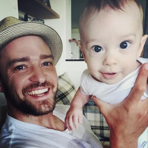 Justin Timberlake Shares the Cutest Photos of Baby Silas!