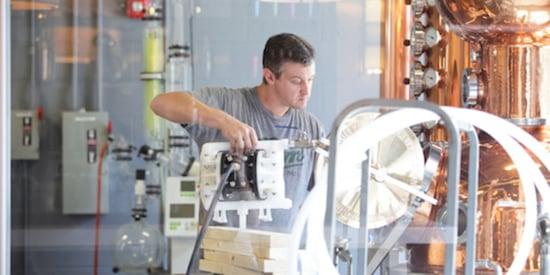Have a 'Conniption': Durham Distillery in North Carolina Producing Top-Shelf Gin