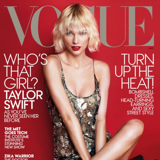 Taylor Swift's Vogue May 2016 Style