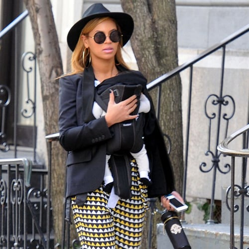 Beyonce Knowles Pictures With Daughter Blue Ivy Carter