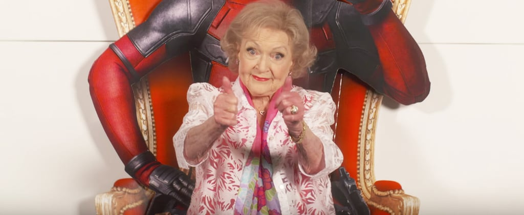 Betty White's Deadpool Review Is 40 Seconds Long and Simply the Best