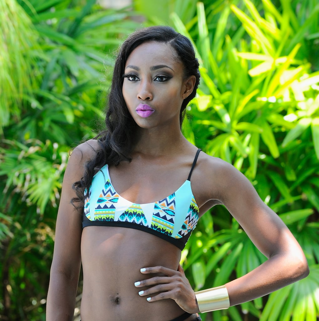Issa De'Mar Miami Swim Week 2015