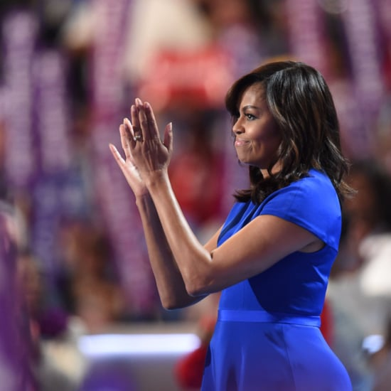 Michelle Obama on Trump at the DNC
