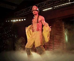 Sexy Fireman Joe Manganiello
