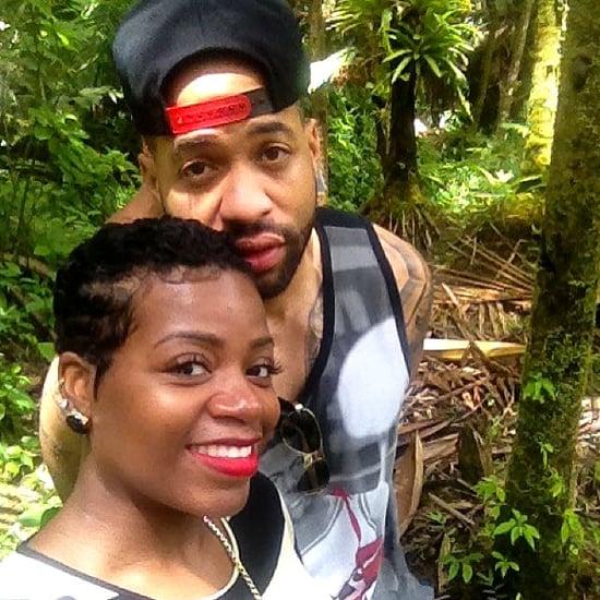 Inside Fantasia Barrino's Puerto Rican Honeymoon