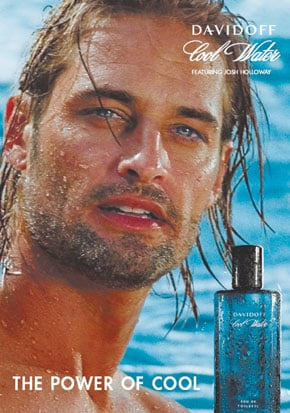 """Oh Man: """"Lost"""" Star Josh Holloway Is Cool (Water)"""