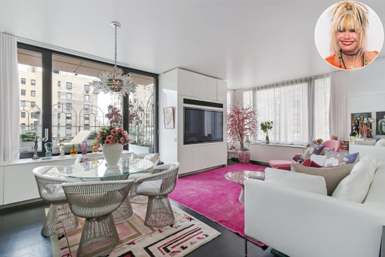 PHOTOS: Inside Betsey Johnson's Colorful Condo — Now on Sale for $2.25 Million!