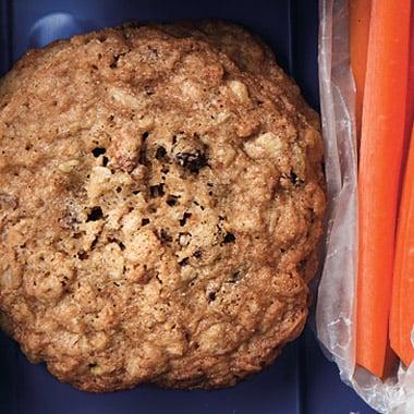 Trail Mix Freezer Cookies