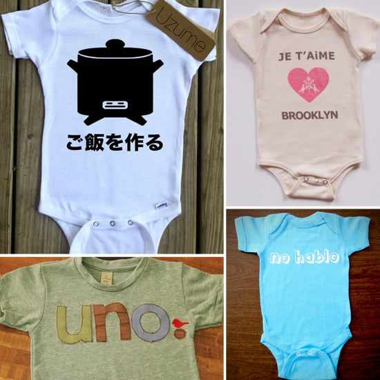 Multilingual Onesies