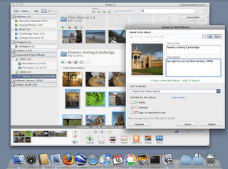 Picasa Launches For Mac