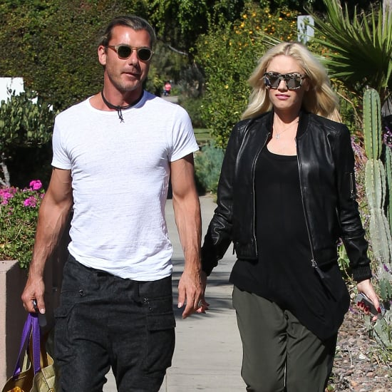 Gwen Stefani and Gavin Rossdale Going to the Doctor