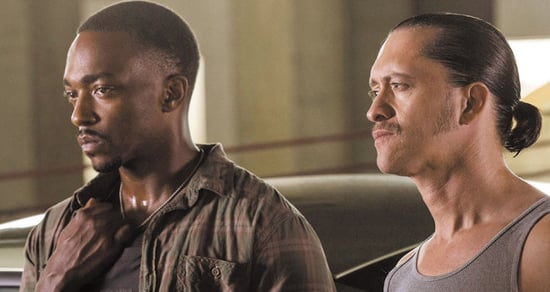 Anthony Mackie Talks 'Triple 9' Deleted Scenes, Working With Wonder Woman