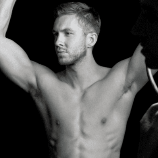 Calvin Harris Posts a Shirtless Instagram Snap Following His Scary Car Crash