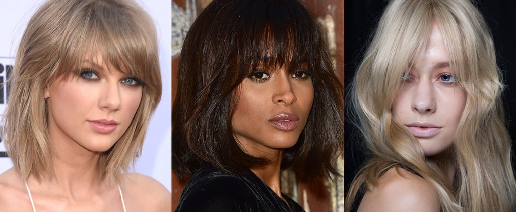 Everything You Need to Know About the Sexy, Shaggy Way to Wear Bangs