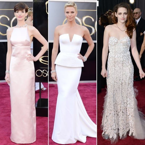 This Oscars A-List Crew Stood Out in Chic Pale Hues — See Why Here