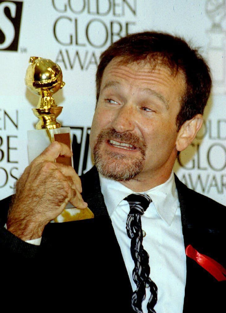 He also picked up a Golden Globe for best actor in a comedy for his role in Mrs. Doubtfire in January 1994.