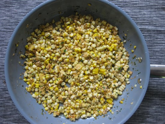 Corn and Cotija Salad Recipe