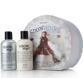 Special Snow-Inspired Beauty Products