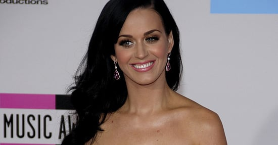 Katy Perry Opens Up About Going to Therapy