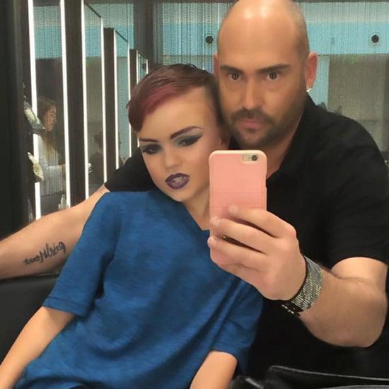 Makeup Artist Transforms Child Into Drag Queen