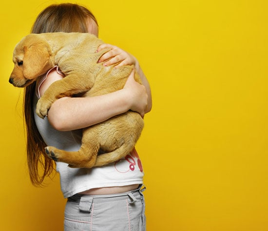 Do Tell: How Old Were You When You Got Your First Pet?