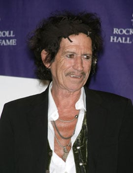 Sugar Bits - Keith Richards Did NOT Snort Father's Ashes
