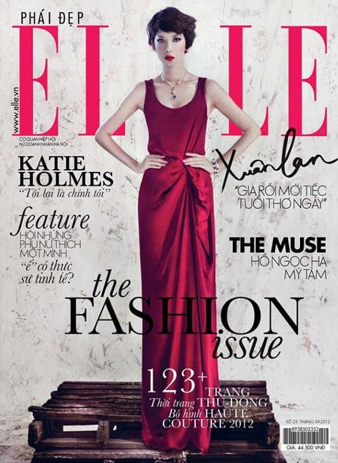 Elle Vietnam September 2012