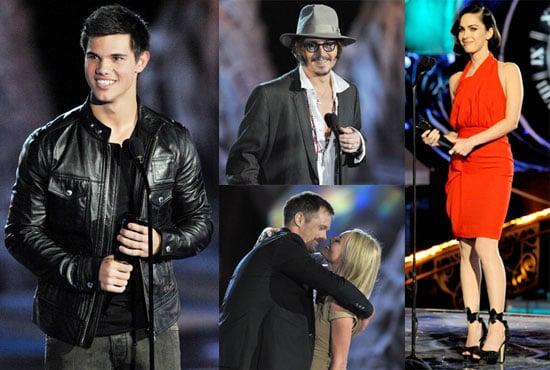 Photos from the Scream Awards