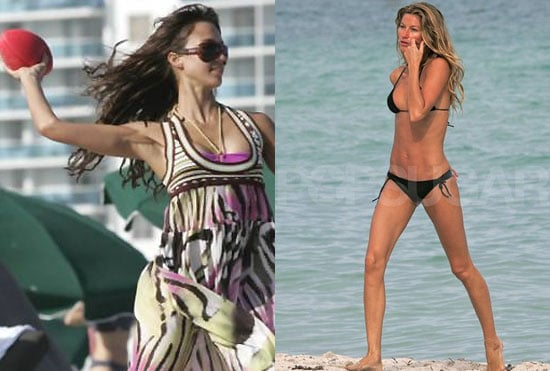 Which Beach Babe Has Sexier Hair?