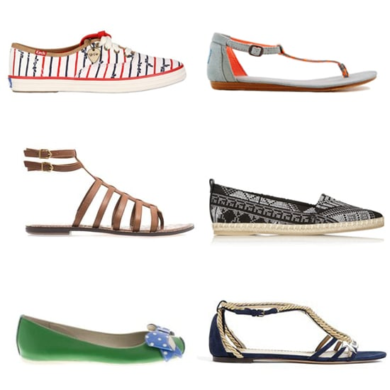 Best Casual Footwear For Summer 2014