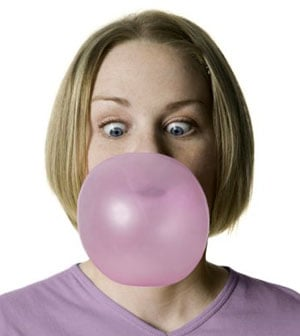 Do You Chew Gum While You Exercise?