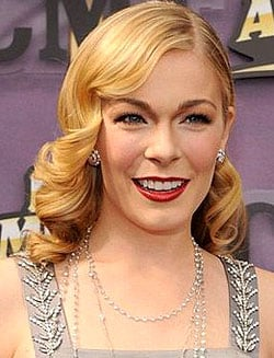 LeAnn Rimes Country Music Television Awards Makeup
