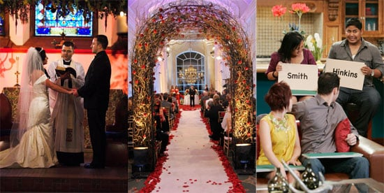 Video Clips of Here Come the Newlyweds, Wedding Day, and Hitched or Ditched