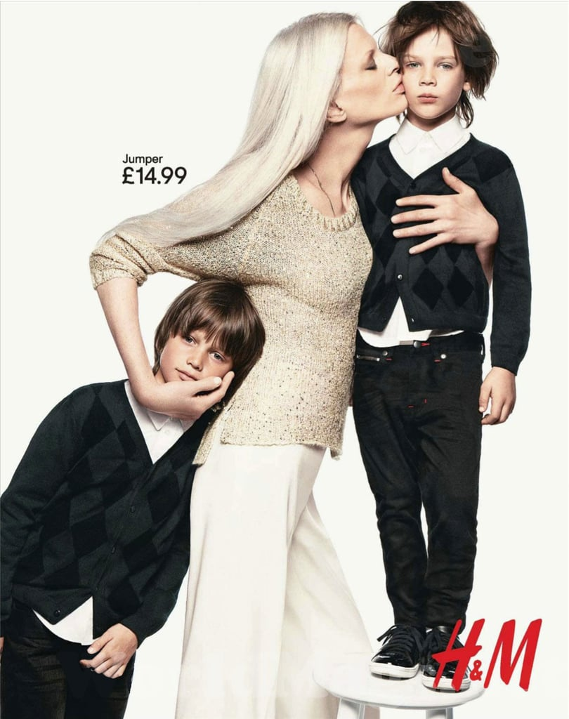 H&M Holiday 2011 Campaign